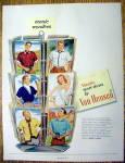 1952 Van Heusen Vanelin Sport Shirts