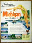 1952 Michigan (Water Wonderland)