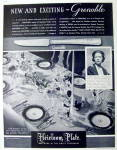 Click to view larger image of 1937 Heirloom Plate Silverware with Elizabeth Peacock (Image2)