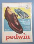 Vintage Ad: 1958 Buster Brown Pedwin Barracuda Shoes