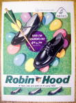 Click to view larger image of Vintage Ad: 1959 Buster Brown Robin Hood Shoes (Image1)