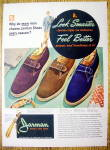 Click to view larger image of Vintage Ad: 1948 Jarman Shoes For Men (Image1)