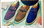 Click to view larger image of Vintage Ad: 1948 Jarman Shoes For Men (Image2)