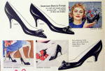 Click to view larger image of Ad:1959 Naturalizer Shoes (American Beauty Pumps) (Image2)