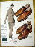 Ad: 1949 Wright Arch Preserver Shoes