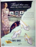 Click to view larger image of Ad: 1944 Gold Cross Shoes (Image2)