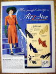 Ad:1942 Air Step Shoes With Magic Sole for Women