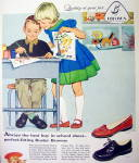 Click to view larger image of VIntage Ad: 1958 Buster Brown Shoes by Alex Ross (Image2)