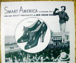 Click to view larger image of Vintage Ad: 1936 Red Cross Shoes (Image2)