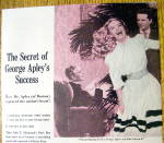 Click to view larger image of Vintage Ad: 1947 The Late George Apley w/ Peggy Cummins (Image2)