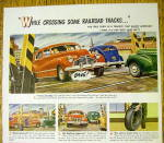 Click to view larger image of 1949 Goodyear Life Guard Safety Tubes w/ Car & Flat (Image2)