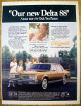 Click to view larger image of 1981 Oldsmobile Delta 88 w/Dick Van Patten & Family (Image1)