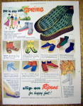 1954 Slip On Ripons with Peter Pan, ABC's & More