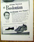 Click to view larger image of 1955 Bostonian Lo-Slope Shoes with Victor Borge (Image3)