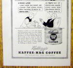 Click to view larger image of 1937 Kellogg's Kaffee Hag Coffee (Image1)