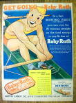 Click to view larger image of 1939 Curtiss Baby Ruth with Man Rowing Boat (Image2)