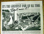 Click to view larger image of 1939 Pennsylvania Railroad with the Greatest Fair (Image2)