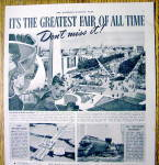 Click to view larger image of 1939 Pennsylvania Railroad with the Greatest Fair (Image3)