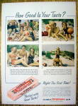 1947 Clark's Teaberry Chewing Gum