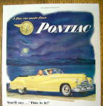 Click to view larger image of 1947 Pontiac (Image2)