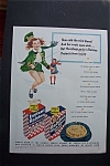 Vintage Ad: 1944 Ralston Wheat Cereal