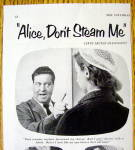 Click to view larger image of 1953 Schick 20 with Jackie Gleason (Image2)