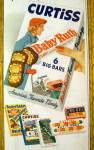 Click to view larger image of 1954 Curtiss Candy with Baby Ruth, Butterfinger & More (Image2)