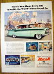 Click to view larger image of 1956 Nash Ambassador Country Club with Disneyland (Image1)