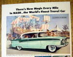 Click to view larger image of 1956 Nash Ambassador Country Club with Disneyland (Image2)