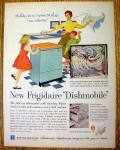 Click to view larger image of 1960 Frigidaire Dishmobile with Mom & Children (Image1)