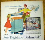 Click to view larger image of 1960 Frigidaire Dishmobile with Mom & Children (Image2)
