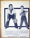 Click to view larger image of 1958 Nokona Baseball Gloves w/Alan Ladd & Son, David (Image1)