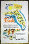 1952 Florida with Lots of Attractions