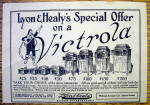 Click to view larger image of 1913 Lyon & Healy's Victrola with Different Victrolas (Image2)