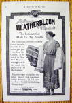 1910 Heatherbloom Petticoat with Lovely Woman