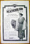 Click to view larger image of 1910 Heatherbloom Petticoat with Lovely Woman (Image2)