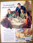 1941 Wine with a Casual Dinner Party with People