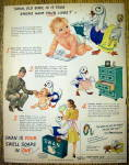 1944 Swan Soap with 4 Swell Ways to Use Swan