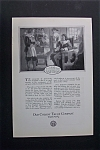 Click here to enlarge image and see more about item 1633: Vintage Ad: 1920 Old Colony Trust Company