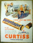 Click to view larger image of 1948 Butterfinger w/ two Boys Running (Image1)