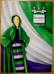 1948 Forstmann Wool w/ Woman in Green Jacket