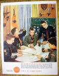 Click to view larger image of 1958 Coca Cola (Coke) with Boy Scouts Around A Table (Image1)