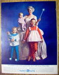 1960 Nitey Nite with Fairy Godmother & 3 Children