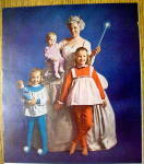 Click to view larger image of 1960 Nitey Nite with Fairy Godmother & 3 Children (Image2)