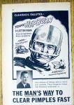 Click to view larger image of 1961 Clearasil with Football's Frank Hepburn (Image2)