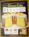 1966 Crisco and Duncan Hines with Dream Cake