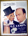 Click to view larger image of 1946 G E Lamps w/Edgar Bergen & Charlie McCarthy (Image1)