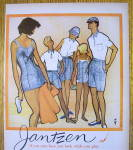 Click to view larger image of 1959 Jantzen Sportswear With Travelers (Image2)