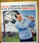 Click to view larger image of 1959 McGregor Drizzler Coat with Golfer Tommy Bolt (Image2)