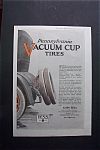 1918  Pennsylvania  Vacuum  Cup  Tires